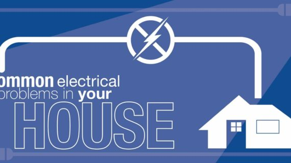 What are the 10 most common electrical problems in the typical home?